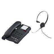 Interquartz Gemini Speakerphone Headset Pack - Black image