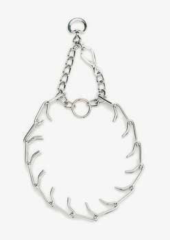 """COASTAL PET PRODUCTS Hs Snap On Collar - 2.5Mm/18"""" - Silver"""