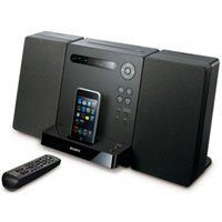 Sony CMT-LX20i 10W RMS Total Power Output Micro Hi-Fi Shelf System