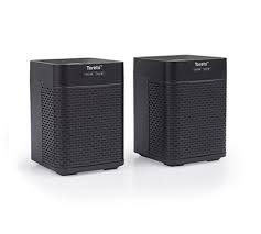 Toreto Bluetooth speaker Twins (Black)