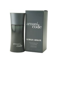 Armani Code for Men Gift Set - 2.5 oz EDT Spray + 2.6 oz Deodorant Stick