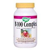 B 100 Complex - 100 Caps., (Nature S Way)