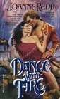 img - for Dance With Fire by Joanne Redd (1992-03-02) book / textbook / text book