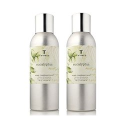 Thymes Eucalyptus Home Fragrance Mist Pack of 2 (3 oz each)