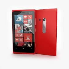 Nokia Lumia 920 Red Unlocked International Version