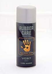 Rubber Care (400ml) silicone free Rubber care prevents aging and cracking