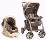 Safety 1st Saunter Luxe LC-22 Travel System Stroller, Cubes