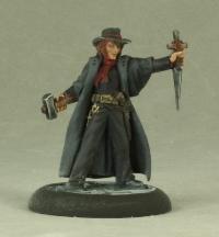Abraham Van Helsing, Vampire Hunter - 1