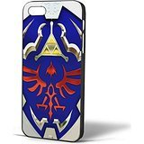 Zelda hyrule shield for Iphone Case (iPhone 5/5s Black)