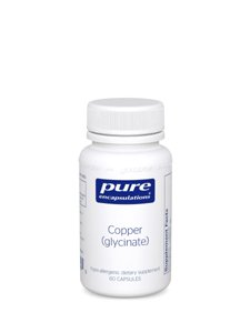 Pure Encapsulations - Copper  2 mg 60 vcaps