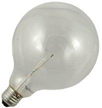 Westinghouse 03103 - 100G40 G40 Decor Globe Light Bulb