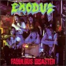 Fabulous Disaster by Exodus (1990) Audio CD