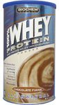 100% Whey Powder Chocolate Fudge - 15.4 oz - Powder
