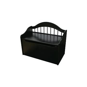 KidKraft Limited Edition Toy Box (Black)