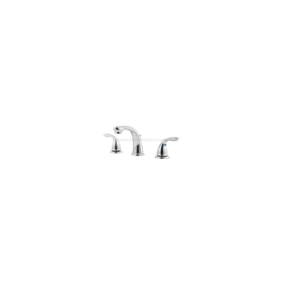Price Pfister Low Lead Double Handle Widespread Lavatory