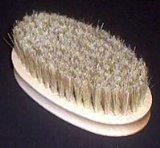 Bernard Jensen Products Body Brush Natural Bristle, 1Ea by Bernard Jensen Products