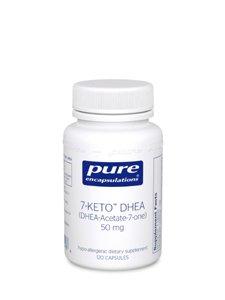 Pure Encapsulations 7-Keto DHEA 50