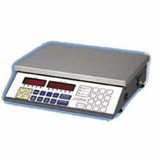 Detecto 2240-10 Digital Counting Scale - 10-lb Capacity