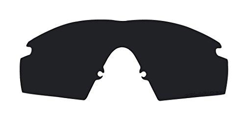 Lenses Replacement Polarized Stealth Black for Oakley M Frame Strike, New (1999) Sunglasses