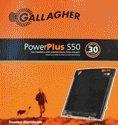 Gallagher G359404 S50 12-Volt Solar Fencer, 30 Acre/5-Mile