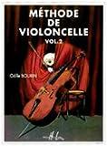 echange, troc Odile Bourin - Méthode de violoncelle Volume 2