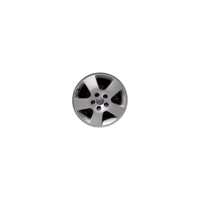 15 Inch 00 01 2000 2001 Audi A6 Factory Original OEM Alloy Wheel Rim 4B06025FZ17 560 58731 15x7