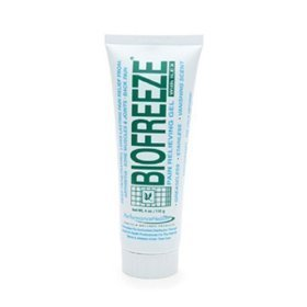 Biofreeze Pain Relieving Gel  Ilex - Tube 110
