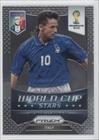 Roberto Baggio Italy (Trading Card) 2014 Panini Prizm World Cup Stars #44