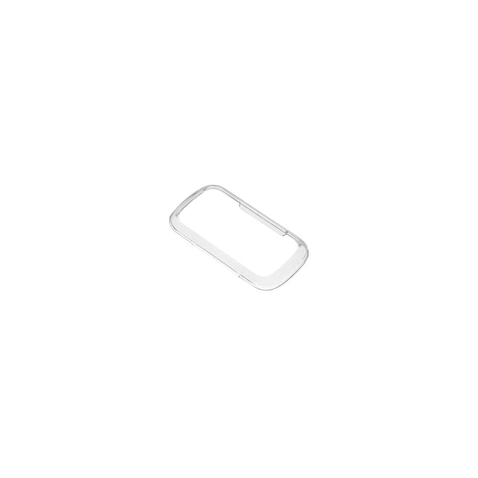 Clear Snap on Cover for Motorola Entice W766