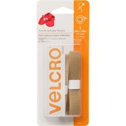 Bulk Buy: Velcro Soft & Flexible Sew On Tape 5/8\