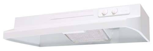 Air King DS1303 Designer Series 30-Inch Under Cabinet Range Hood, White (30 Stove Hood White compare prices)