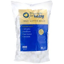 Especially for Baby Cotton Balls - 200 Count Image