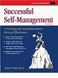 Successful Self-Management: A Psychologically Sound Approach to Personal Effectiveness (The Fifty-Minute series) (0931961262) by Timm, Paul R.