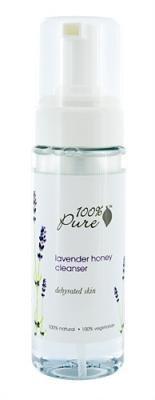 100% Percent Pure Cucumber Facial Cleanser Foam