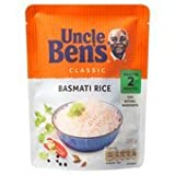 Uncle Ben's Express Basmati Rice 250G
