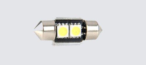 5X(31-41)Mm (2-8)Smd Led Auto Light,Led Light Bulb For Cars (5X 31Mm 2Smd)