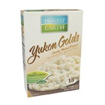 Honest Earth Yukon Golds Chunky Mashed Potatoes, 12.6oz