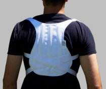 (medium) Full Back Posture Support / Posture Aid / Posture Back Brace / Shoulder & Upper Back Support