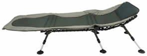 Prologic Comfort Deluxe 6-leg Bedchair