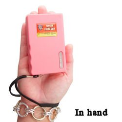 Women's 5 Million Volt Hottie Pink Stun Gun