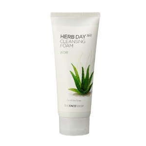 THE FACE SHOP フェイスイット・Day 365 Cleansing Foam Aloe 170ml
