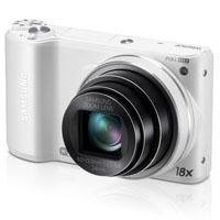 Samsung WB250F Smart Wi-Fi Digital Camera (White)
