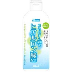 MKB モイスチャーローション ヒアルロン酸+Q10 500ml
