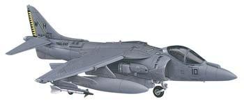 Hasegawa 1/72 Av-8B Harrier Ii Plus front-996994