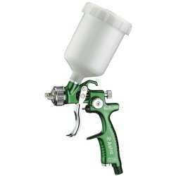 Astro Pneumatic Tool Eurohvt1 Europro Forged Hvlp Touch Up Gun With 1Mm Nozzle And Plastic Cup