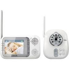 Vtech - Safe & Sound 2.4Ghz Full Color Video And Audio Monitor front-983318