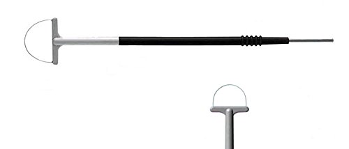 Bovie Aaron Reusable Loop Electrode - 10mm x 10mm Loop, 1/each - ES09R asics aaron