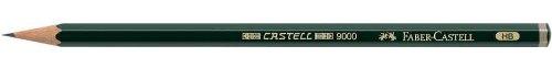 Crayon à papier 9000 4H Faber Castell 119014