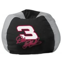 Dale Earnhardt Sr. Cloth Bean Bag Chair - 50 Poly 50 Cotton (NASCAR)