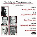 Society of Composers, Inc.: Connections